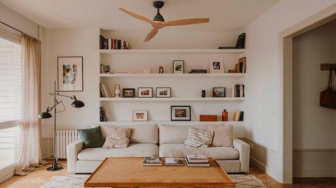 Los ventiladores de techo que van a decorar tu casa esta temporada