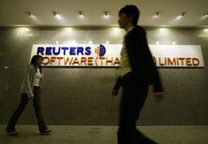 La fusión entre Reuters y Thomson amenaza la hegemonía de Bloomberg
