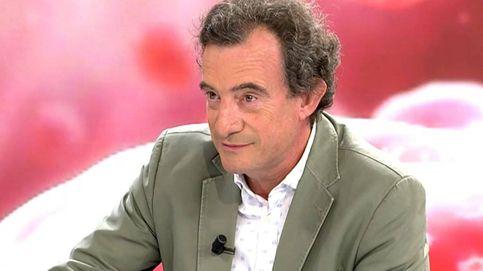 Javier Gállego sufre un aparatoso accidente: Un momento es una vida