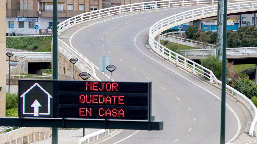 Los vehículos que podrán seguir circulando si el Gobierno corta las carreteras