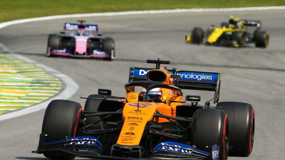 Cómo McLaren ha metido a Carlos Sainz en un lugar especial de su historia