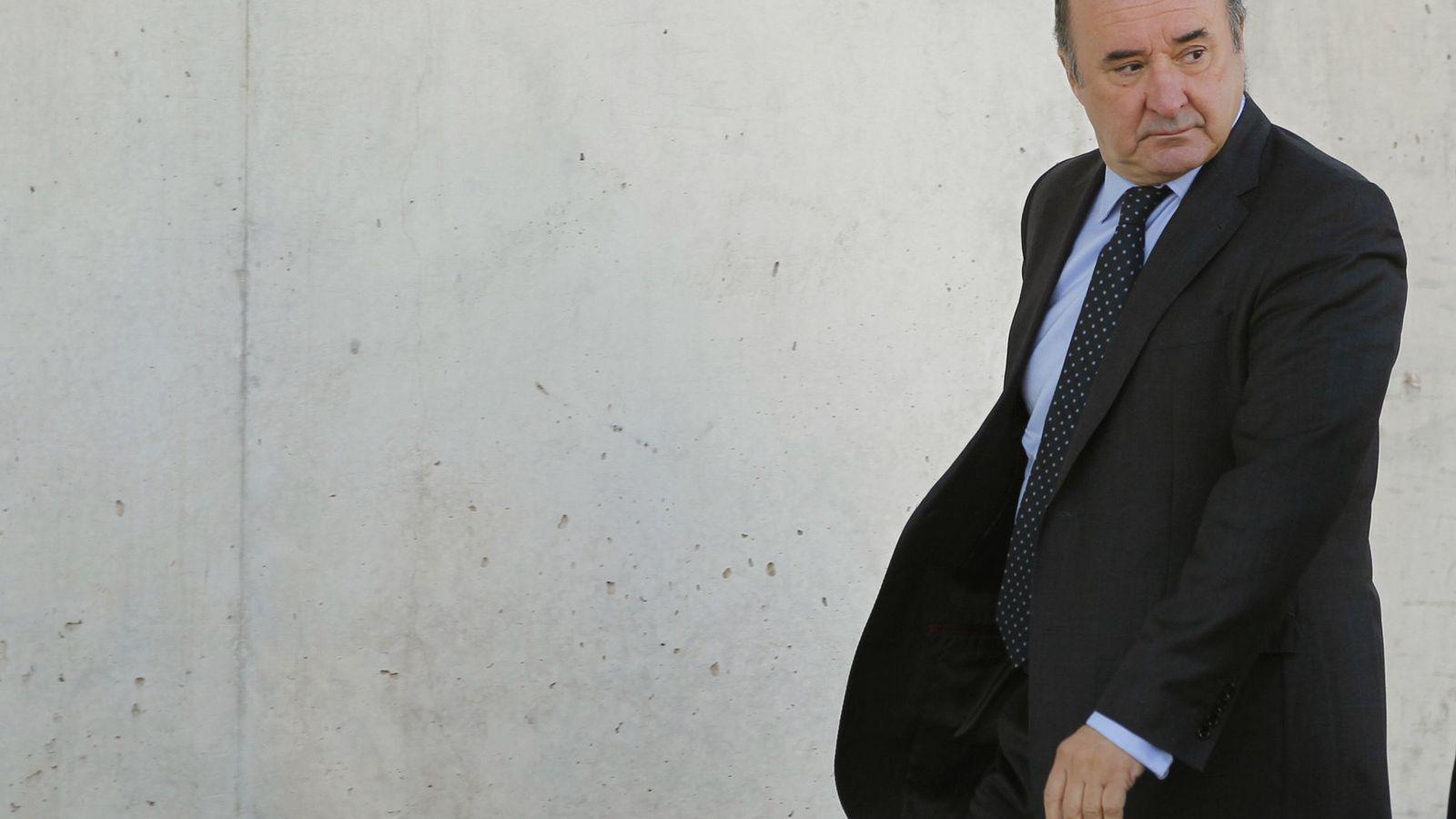 Foto: El exgerente del PP de Madrid, Beltrán Gutiérrez. (EFE)