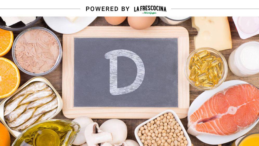 alimentos que te aportan vitamina d