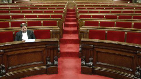Puigdemont, desde Bruselas: Junqueras ya no es un preso político, es un rehén