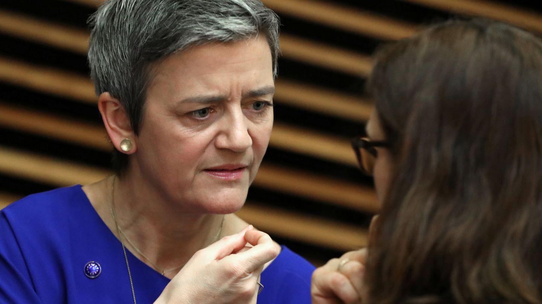 Vestager, comisaria de Competencia. (Reuters)