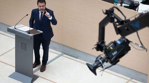 Siga en directo la sesión de investidura del candidato de ERC a la Generalitat de Cataluña, Père Aragonès