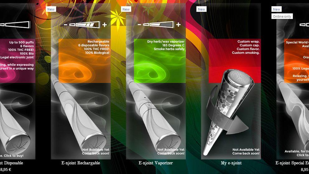 Ya estamos todos: tras el cigarro electrónico llega el 'e-porro'