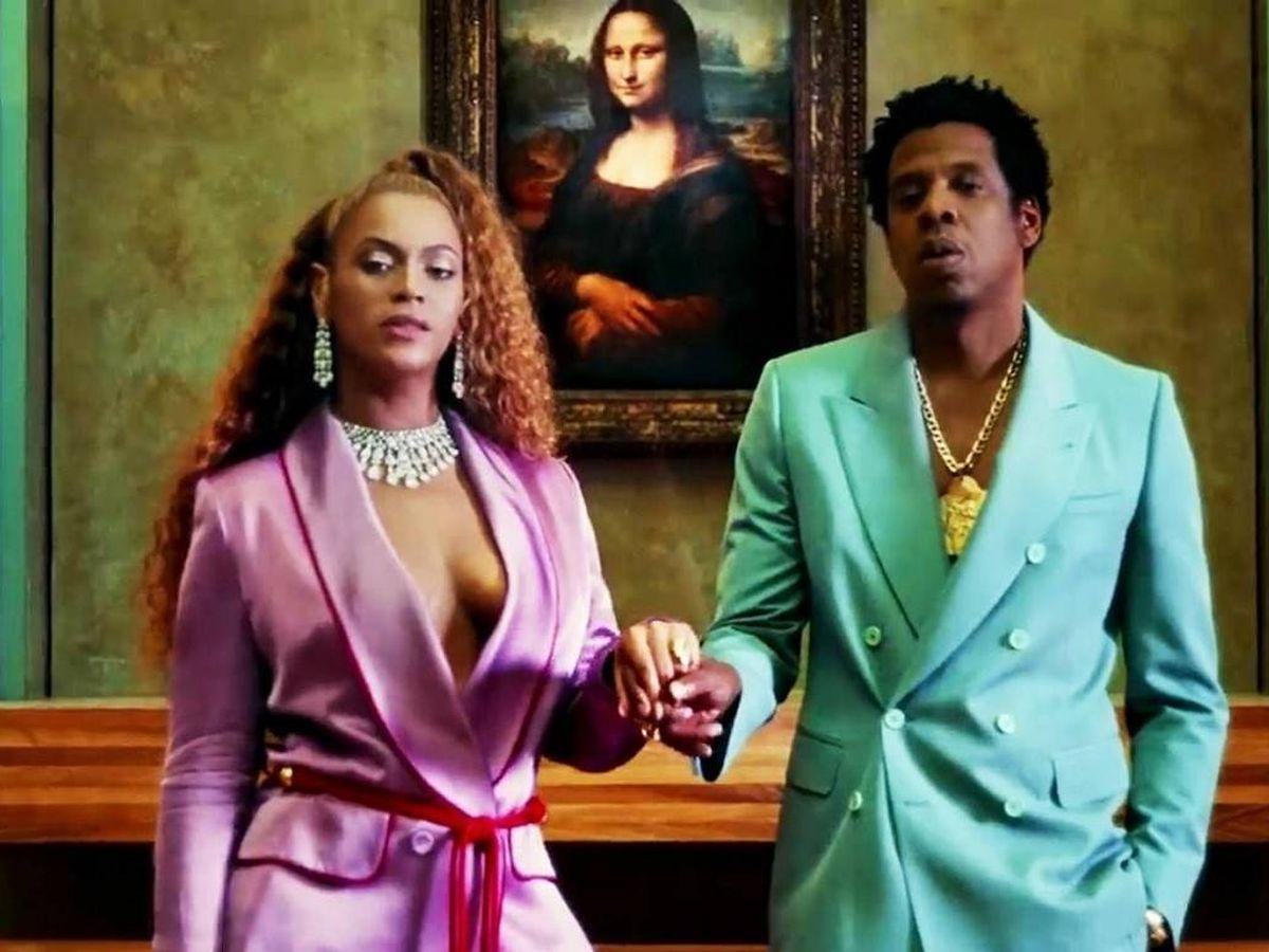 Foto: Beyoncé y Jay-Z.