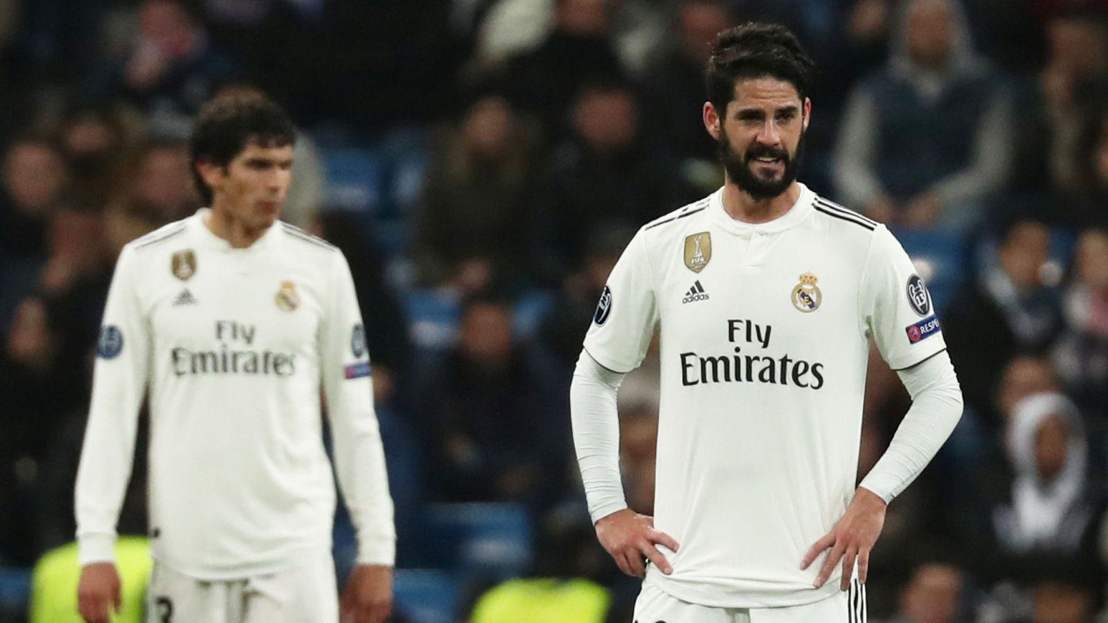 Foto: Isco, en un partido del Real Madrid. (EFE)