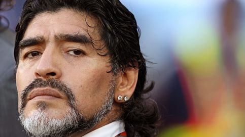 Diego Maradona, el hombre mitológico