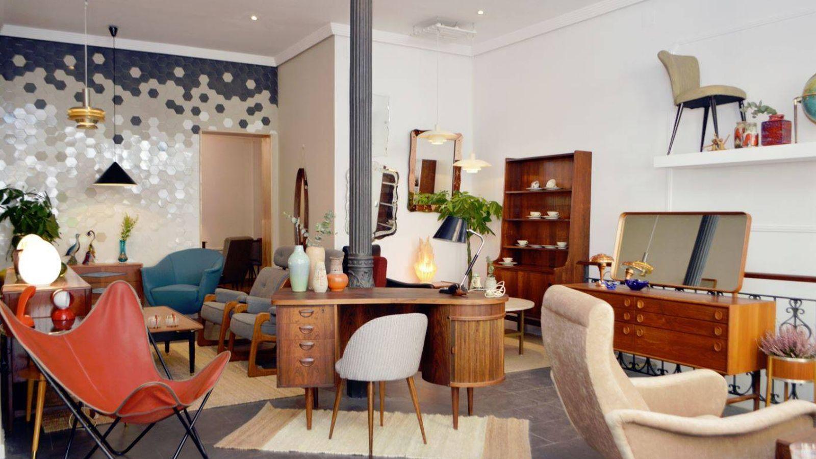 Foto: Empieza por redecorar. En Midcentury-La Recova cuentan con todo lo necesario para pasarte al diseño nórdico. (Foto: Cortesía)
