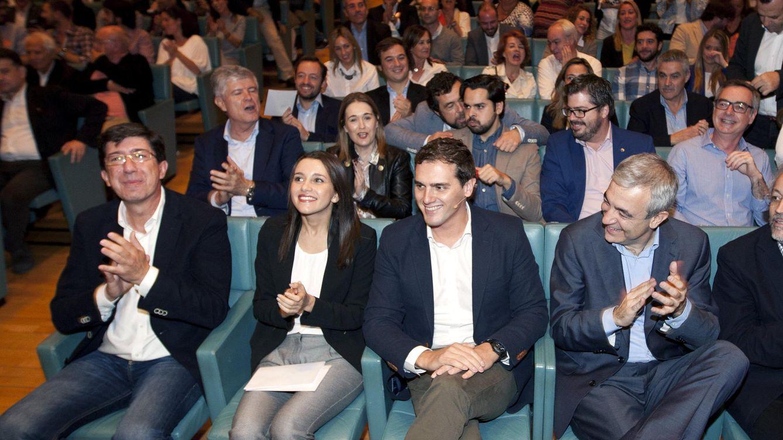 La pugna entre Juan Marín y Garicano frena los nombramientos económicos en la Junta