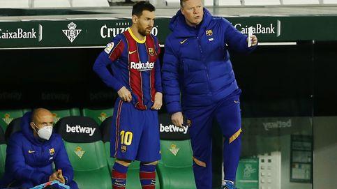 Del desastre de Lisboa a la resurrección de marzo: así ha levantado Koeman al Barça