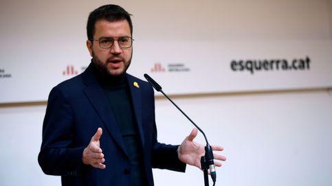 Aragonès da un contrato de 423.000 euros a una empresa investigada por corrupción