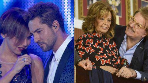 Las parejas televisivas que más juego han dado esta  temporada