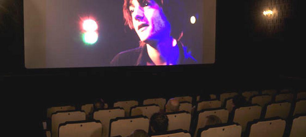 Foto: Sala de zumzeig cinema