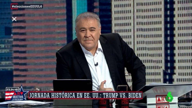 Ferreras, live. (La Sexta)
