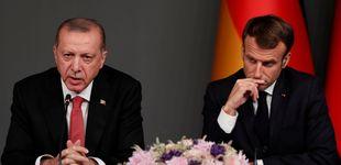 Post de Los insultos de Erdogan a Macron: gasolina para la hoguera de las relaciones UE-Turquía