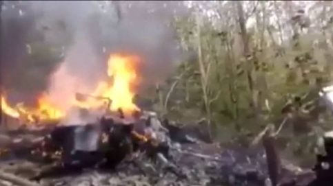 12 personas mueren en un accidente de avioneta en Costa Rica
