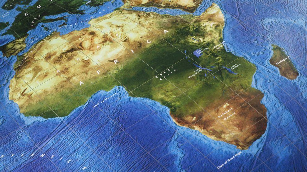 El misterioso caso del continente que está desapareciendo