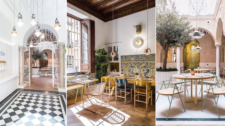 El Pintón, un lugar perfecto para disfrutar de la gastronomía sevillana. (Juan Delgado/Cortesía)
