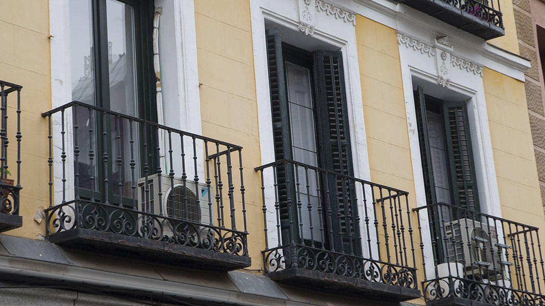 Detalle exterior del inmueble. (Foto: José Martín)