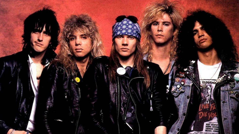 Guns N' Roses en 1990