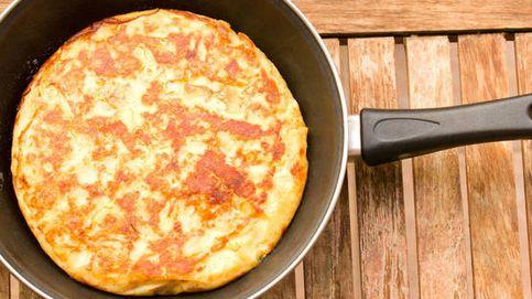 Tu sartén no sirve. Usa una de estas para hacer tortilla de patatas