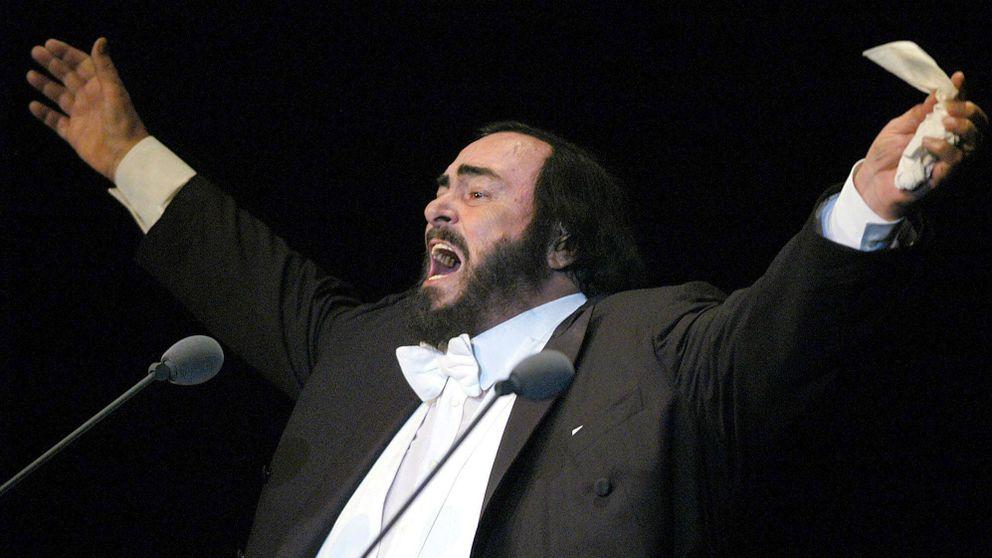 Pavarotti: la sonrisa de la desdicha