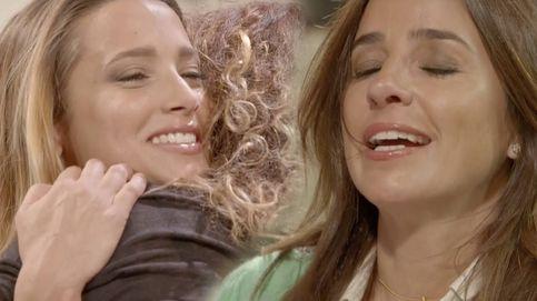 Lloros y llantos: la verdadera salida de Alcayde y Corina de 'Me lo dices...'