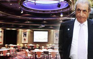 Juan José Hidalgo 'mueve ficha' en el nuevo casino de Madrid
