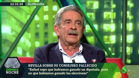 Revilla se rompe en 'La Sexta noche' al recordar al fallecido Rafael de la Sierra