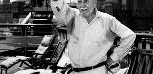 Post de Ezra Pound, el poeta milagroso que enfermó de fascismo