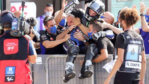 Viñales se proclama vencedor en motoGP en Misano