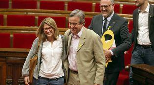 ¿Juega Puigdemont a observar a Llarena?
