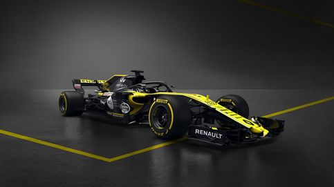 El Renault de Carlos Sainz está listo para la nueva batalla de F1