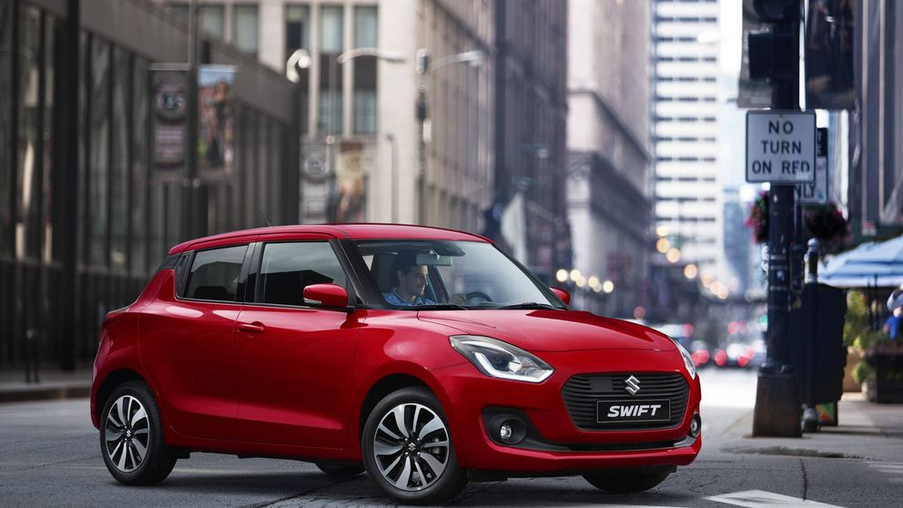 Suzuki Swift, un urbano moderno y asequible