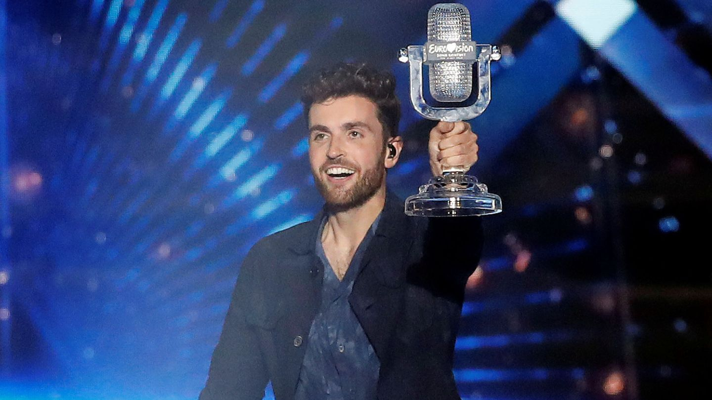 Duncan Laurence, ganador de Eurovisión 2019. (Reuters)