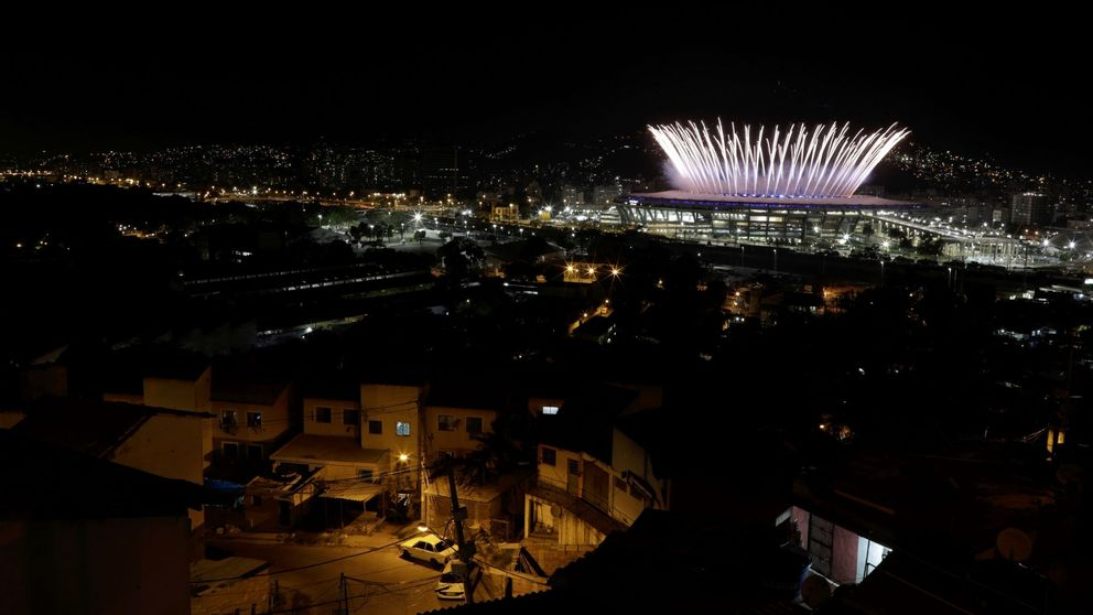 Las mejores imágenes de los Juegos Olímpicos de Río 2016