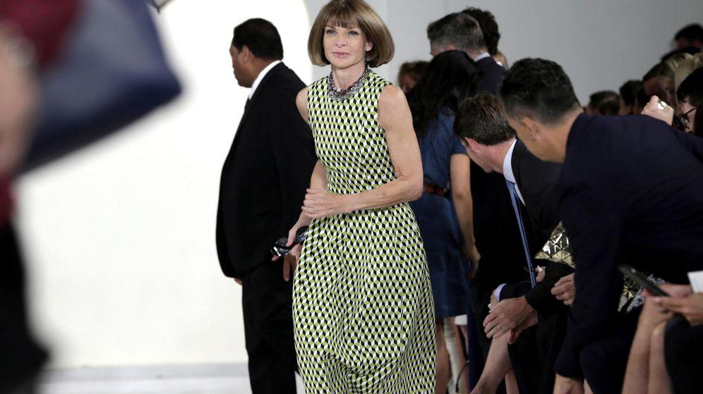 Foto: La directora de 'Vogue USA' en una imagen de archivo. (Efe)
