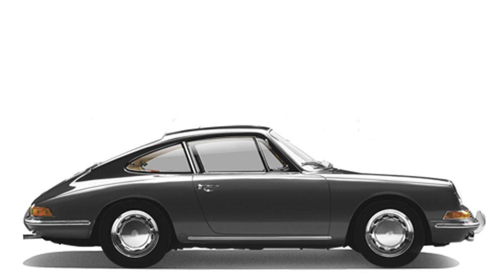 La historia de Porsche en siete coches: de 1965 a 2018