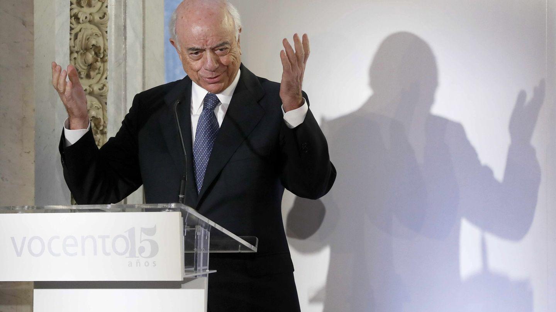 El presidente del BBVA, Francisco González. (EFE)