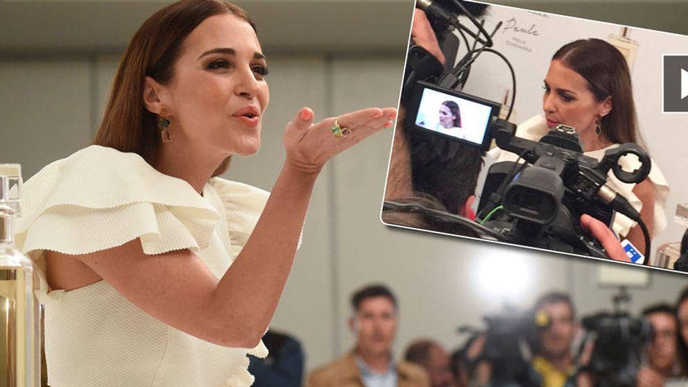 ¿Es la reina? ¿Es un ministro? No, es Paula Echevarría