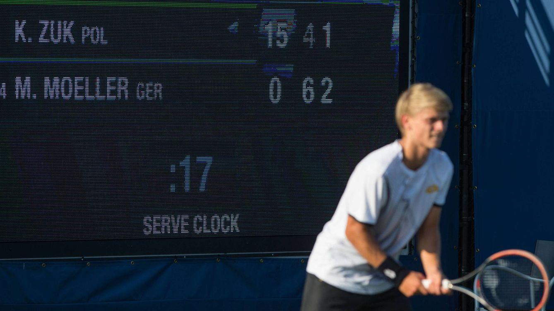 Un antes y después en el tenis con el cambio de tiempo en el saque