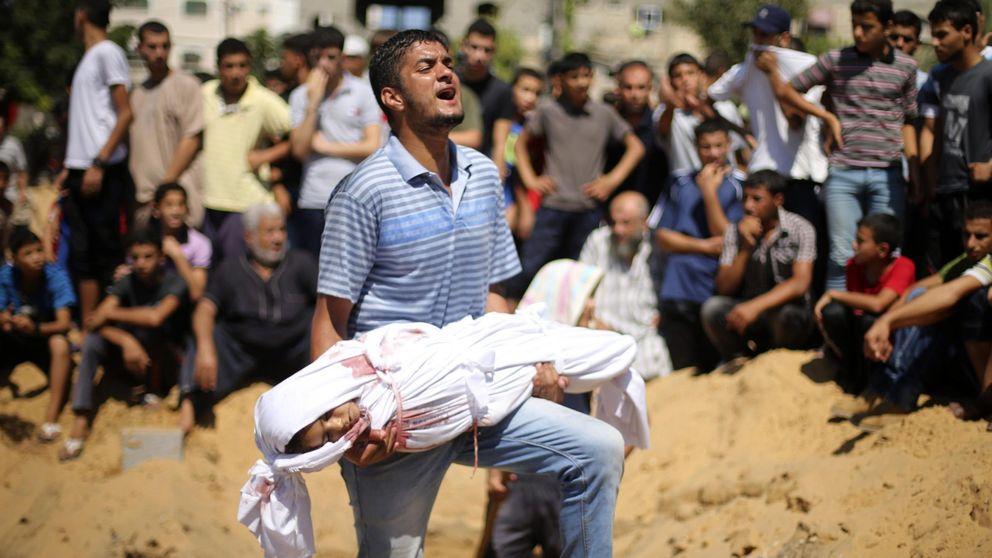 Militares denuncian que atacaron Gaza con fuego indiscriminado