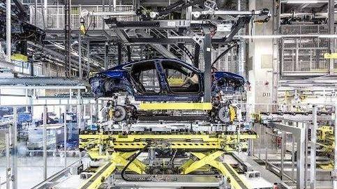 Así se fabrica, pieza a pieza, el nuevo Porsche Taycan