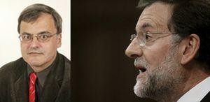 """Foto: El diputado que insultó a Rajoy: """"No le llamé maricón, dije cabezón"""""""