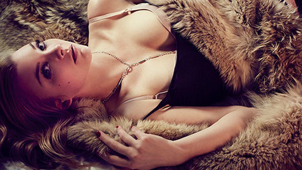 Natalie Dormer, una futura reina desnuda en GQ