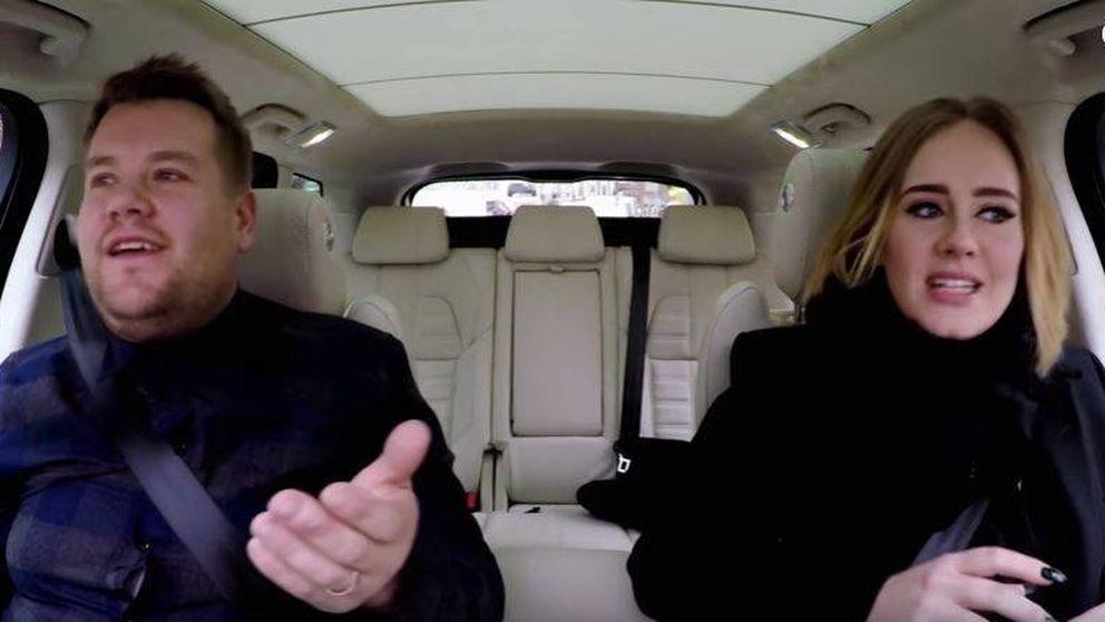 Participación de Adele en 'Carpool Karaoke': más de 136 millones