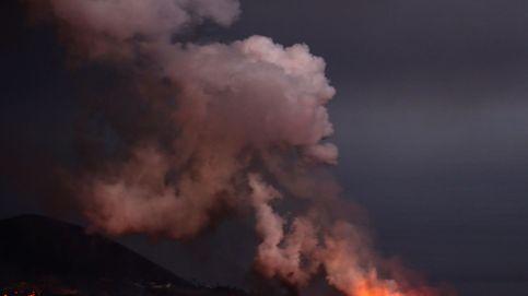 Así evoluciona la erupción de La Palma